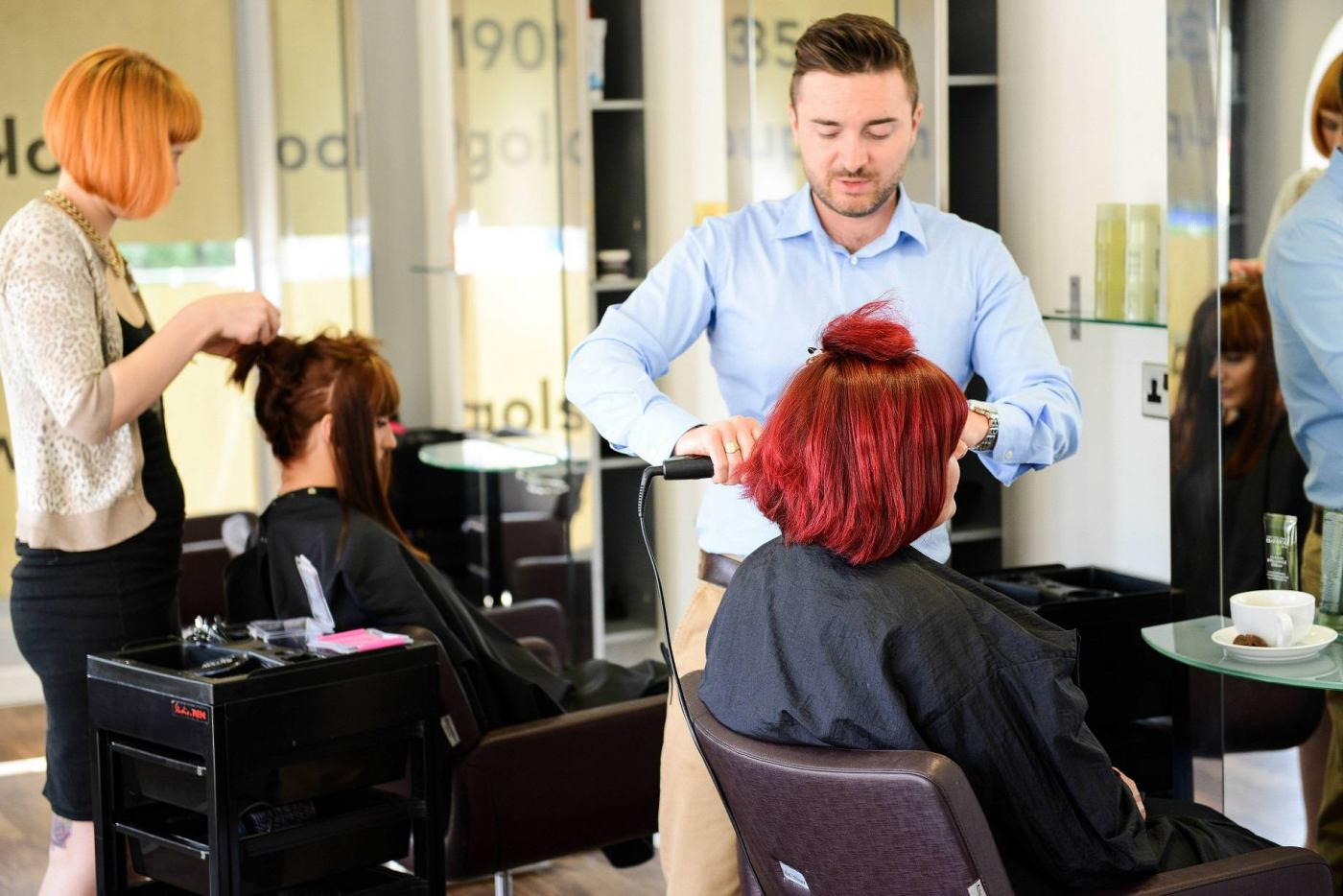 hairdressing jobs in milton keynes