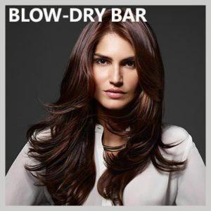 Blow-Dry Bar @ GOLSON Hair Salon Milton Keynes