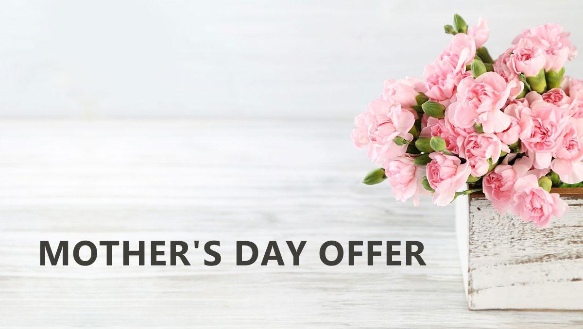 Mother's Day Offer at Golson Hair Salon Milton Keynes