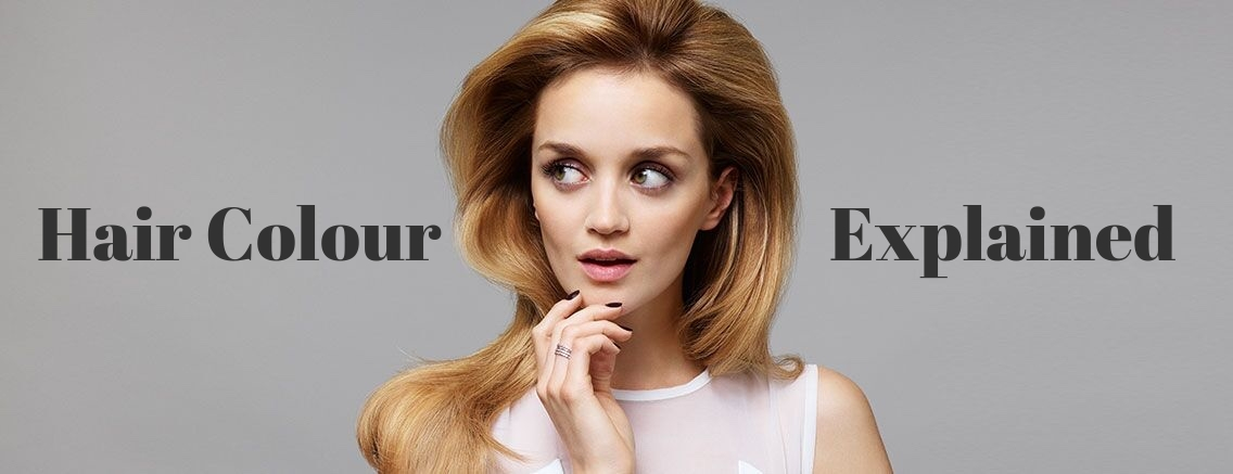 Hair Colour 101: GOLSON's Guide To Beautiful Hair Colour