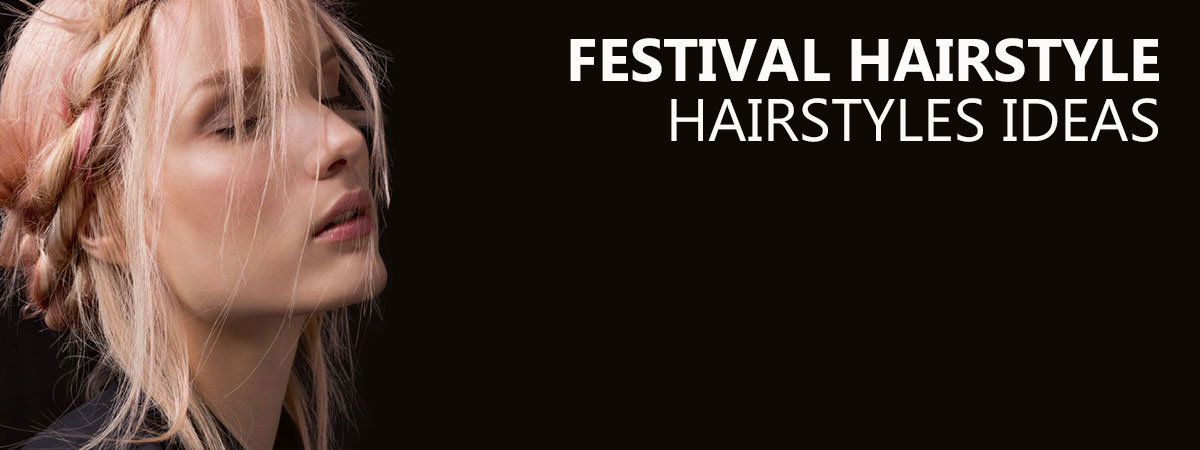 Festival-Hairstyle
