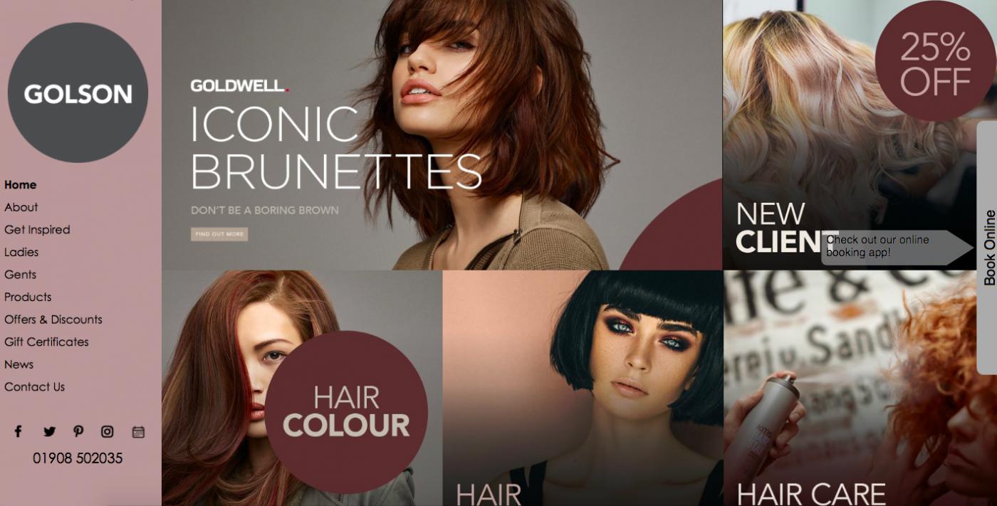 best hair salon Milton Keynes