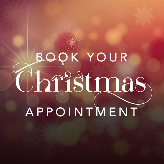 Christmas Beauty Appointments.Christmas At Golson