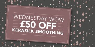 Wednesday Wow Offer – £50 OFF Smoothing