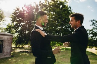 Top Wedding Day Hairstyles for Men