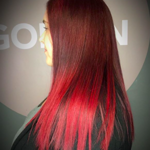 GOLSON Milton Keynes Red Hair