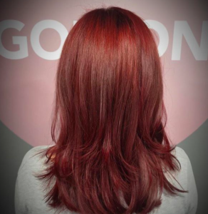 GOLSON Milton Keynes Red Hair.5