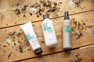 Introducing New KMS ADD POWER – For Fuller, Stronger Hair