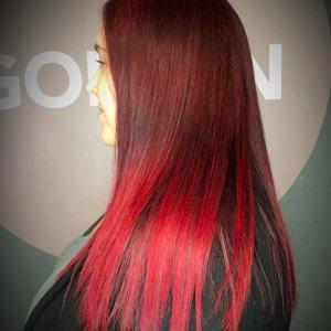GOLSON Milton Keynes Red Hair