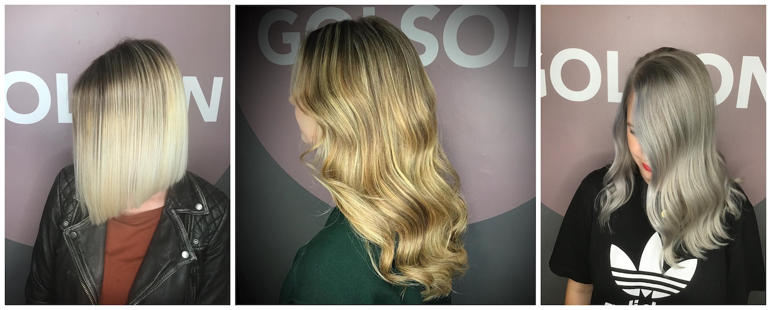 GOLSON Milton Keynes Blonde Hair Colours1