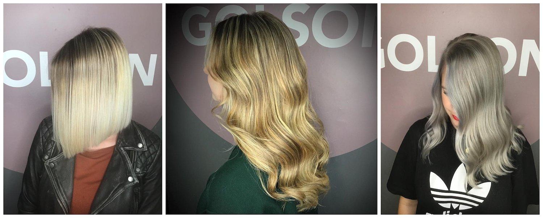 GOLSON Milton Keynes Blonde Hair Colours1