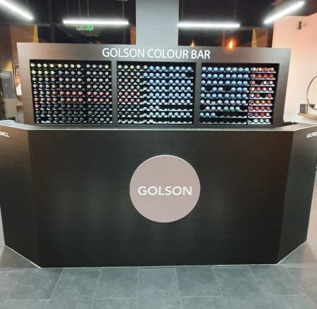 Colour Bar at GOLSON Brooklands Salon