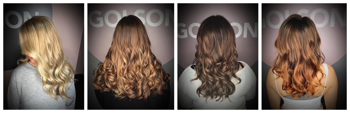 Balayage at GOLSON Salon in Milton Keynes