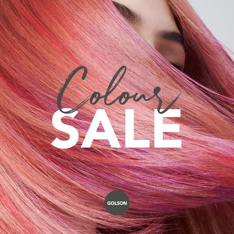 February Colour Sale