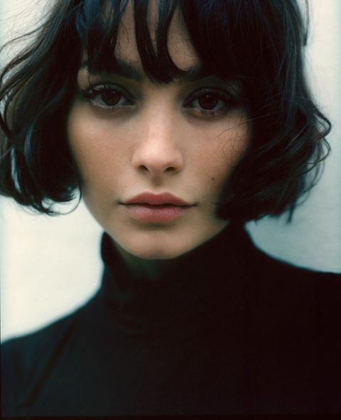 The French Girl Bob