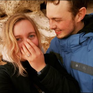 A GOLSON ENGAGEMENT AT OXLEY PARK