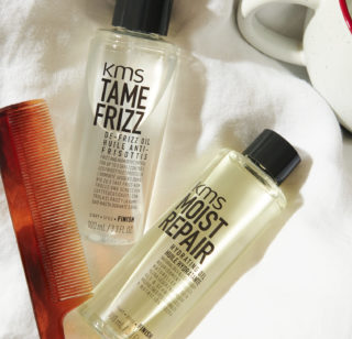 Save Your Hair from the Frizz