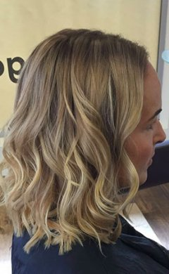 Balayage-Blonde-at Golson Hair Salon Milton Keynes