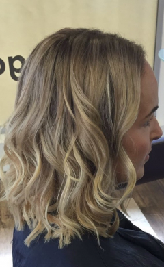 Balayage Blonde at Golson Hair Salon Milton Keynes