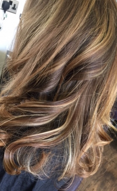 Balayage Hair Colour at GOLSON Hair Salon Milton Keynes