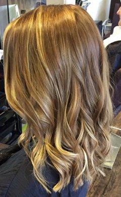 Balayage-Blonde-at Golson Hair Salon Milton Keynes