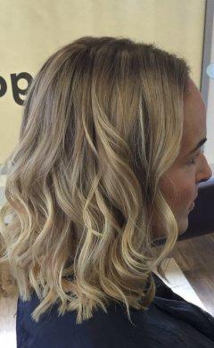 Balayage Blonde at Golson Hair Salon Milton Keynes