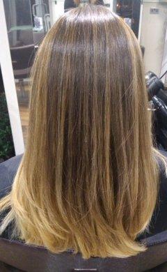 Balayage Hair Colour at GOLSON Hair Salon Milton Keynes
