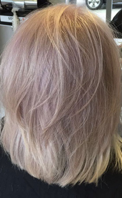 Blonde Hair Colour at Golson Hair Salon Milton Keynes