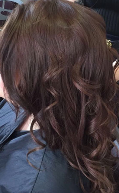 Brunette Hair Colour at Golson Hair Salon Milton Keynes