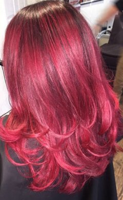Valentine at Golson Hair Salon Milton Keynes