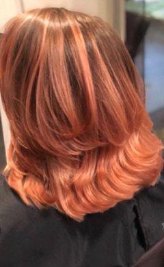 Valentine at Golson Hair Salon Milton Keynes