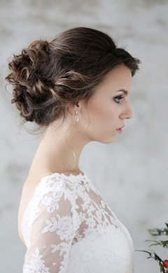 Wedding and Bridal Hair styles at GOLSON Hair Salon, Milton Keynes